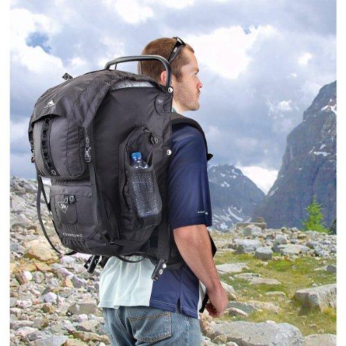 High Sierra Sport Company 50 External Series Foxhound (Black), Outdoor Stuffs