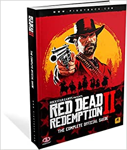 Red Dead Redemption 2 - The Complete Official Guide: Standard ...