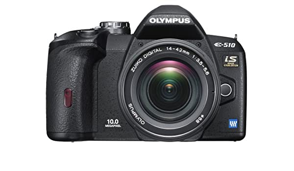 Olympus E-510 – Cámara réflex Digital (10 Mpx, LifeView ...