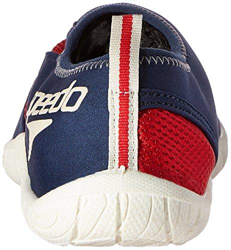 3 Pour Chaussure Marine Hommes Speedo 0 Navy Bleu Nautique x4SzSXt