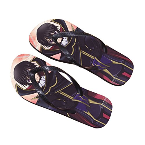 Bromeo Code Geass C.C. Anime Unisex Flip Flops Chanclas 471