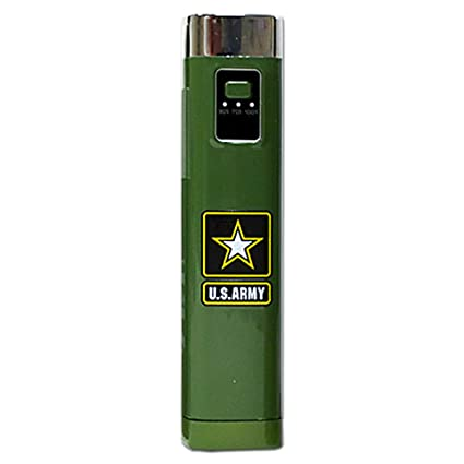 Amazon.com: U.S. Army – Cargador móvil USB ls-2200: Sports ...