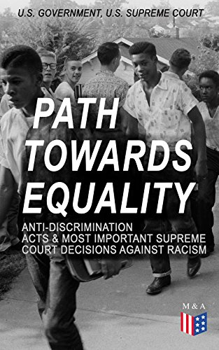 Civil Rights Complaints To Us >> Amazon Com Path Towards Equality Anti Discrimination Acts Most