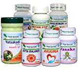 Ulcerative Colitis Care Pack For Advance Stages - Ayurvedic Remedy by Planet Ayurveda (in USA)