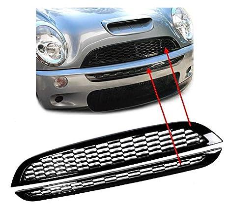 1023190 Parrilla de radiador para Cooper S One R50 R52 R53 Sport ...