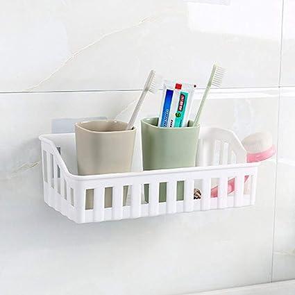 Amazon.com: MOVEmen Kitchen Sink Rack Bathroom Wall Storage ...