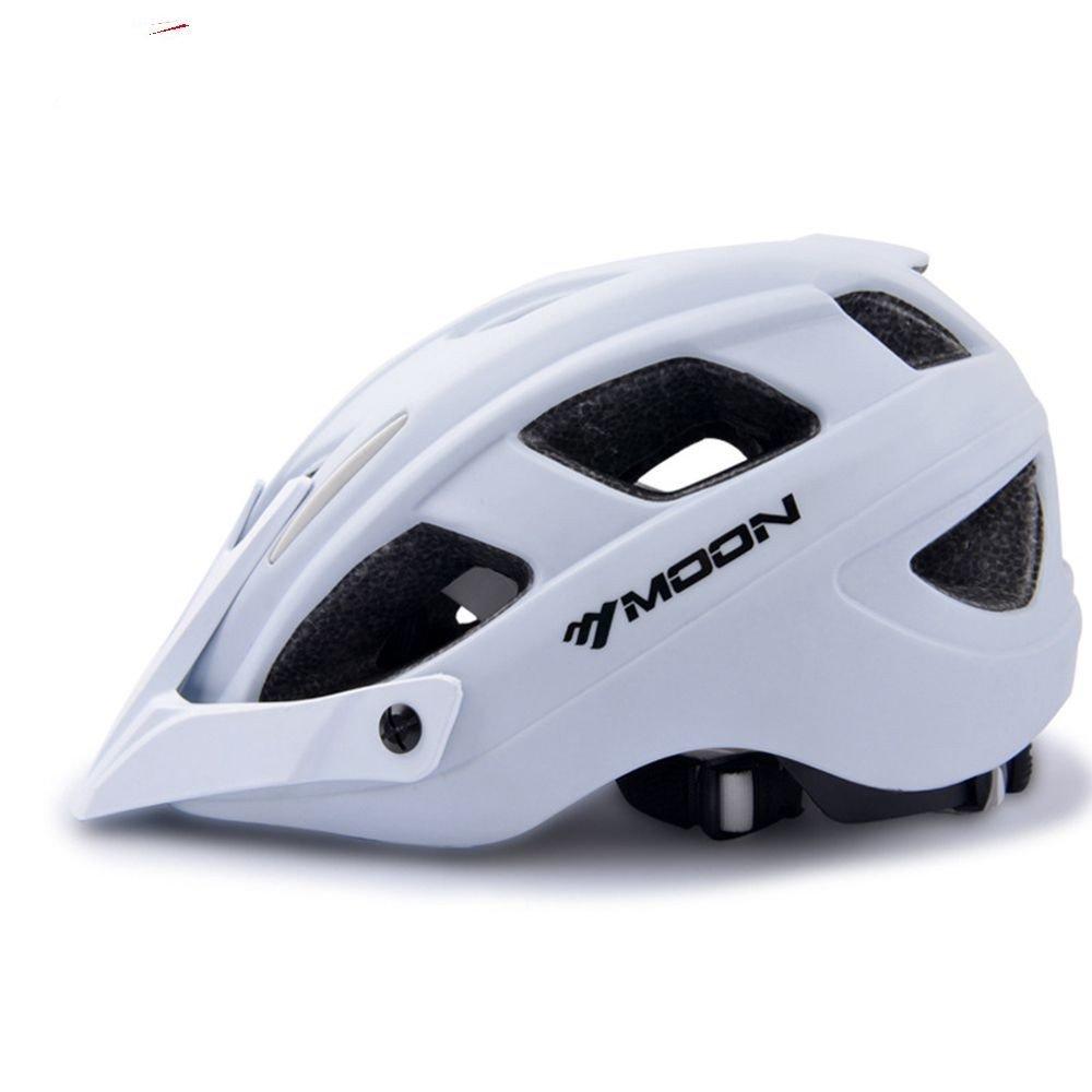 LOLIVEVE Fahrrad Reithelm Integriert Formgebung Reithelm Mountainbike Straßenfahrzeug Sport Reitausrüstung