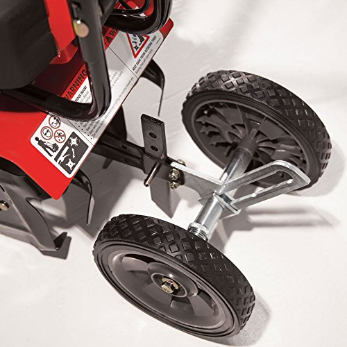Earthquake MC43 Mini Cultivator Tiller with 43cc 2-Cycle Viper Engine, 5 Year...