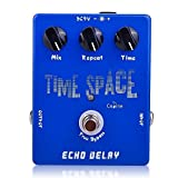 Caline USA CP-17 Time Space Delay Guitar Effects Pedal