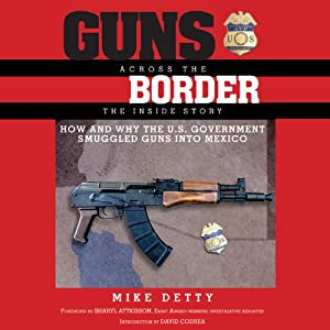 Guns Across the Border Audiobook