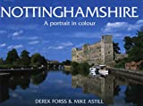 img - for Nottinghamshire: A Portrait in Colour (County Portrait) book / textbook / text book