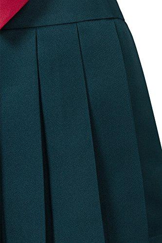Boku no Hero Academia My Hero Academia Ochako Kleid Uraraka Tsuyu Asui Sommeruniform Kleid Ochako Cosplay Kostüm DamenMaßanfertigung 694f32