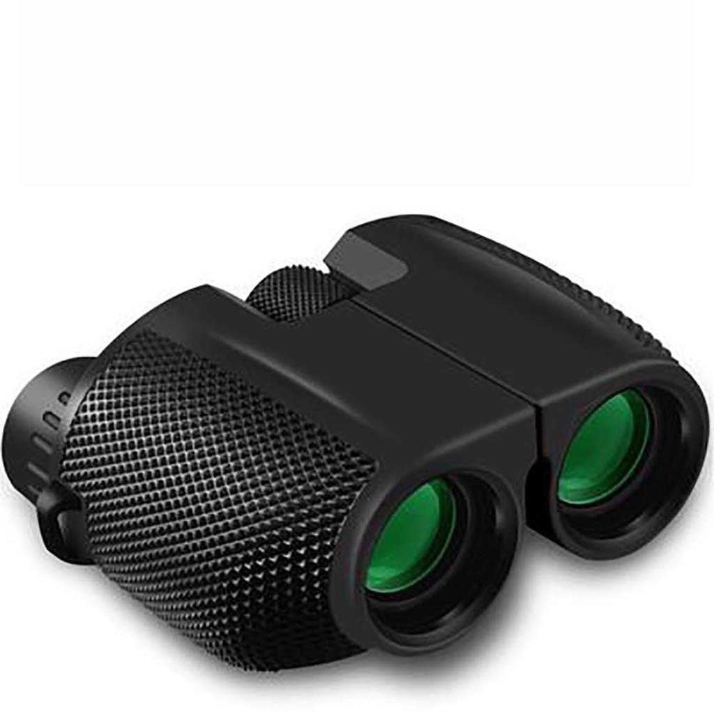 SummarLee 10x25 Binoculars Mini Portable High Power Binoculars Outdoor Handheld High Definition Telescopic Children by SummarLee