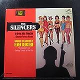Elmer Bernstein - The Silencers (Soundtrack) - Lp Vinyl Record