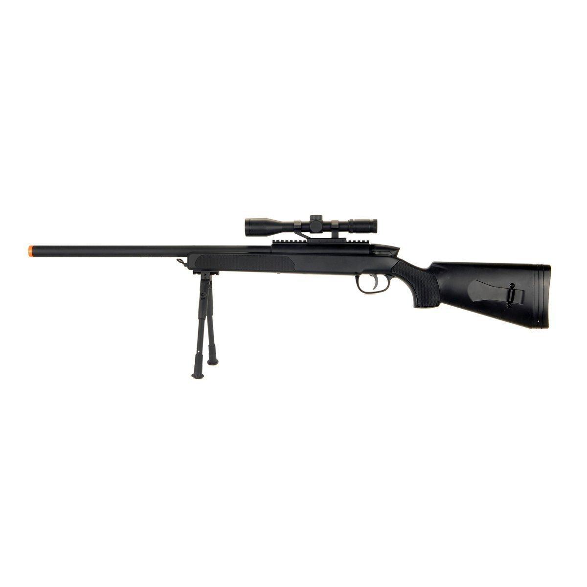 Velocity Airsoft Spring VA51 fps-415 bolt action airsoft sniper rifle(Airsoft Gun)