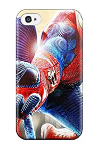 High Quality ZippyDoritEduard The Amazing Spider-man 30 Skin Case Cover Specially Designed For Iphone - 4/4s