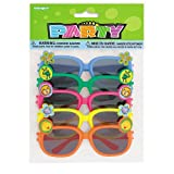 Novelty Glasses Party Favors, 5ct