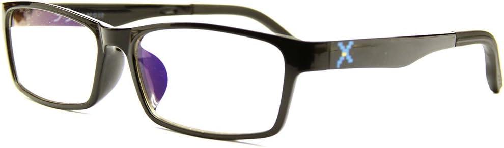 Pixel Lens Class Gafas PRESBICIA + 2.50 para Ordenador, TV, Tablet,Gaming. contra EL CANSANCIO Ocular, Confort Visual, Montura Ligera, CERTIFICADA LUZ Azul - 41% Y UV -100% EN LA Universidad DE TURÍN