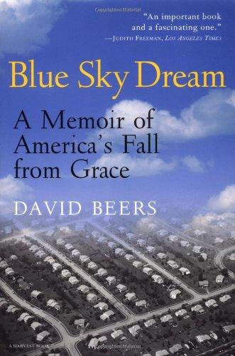 Picture of a Blue Sky Dream A Memoir 9780156005319