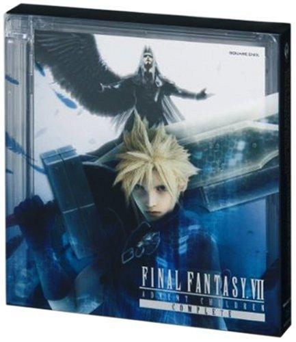 ファイナルファンタジーVII アドベントチルドレン コンプリート(限定版:PS3版「ファイナルファンタジーXIII」体験版同梱) Blu-ray Discの商品画像