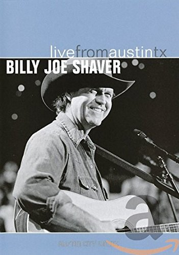 DVD : Billy Joe Shaver - Live From Austin, Texas (DVD)