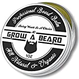 Best Beard Balm & Beard Waxes - Beard Balm 2oz, Leave-in Conditioner & Softener Review