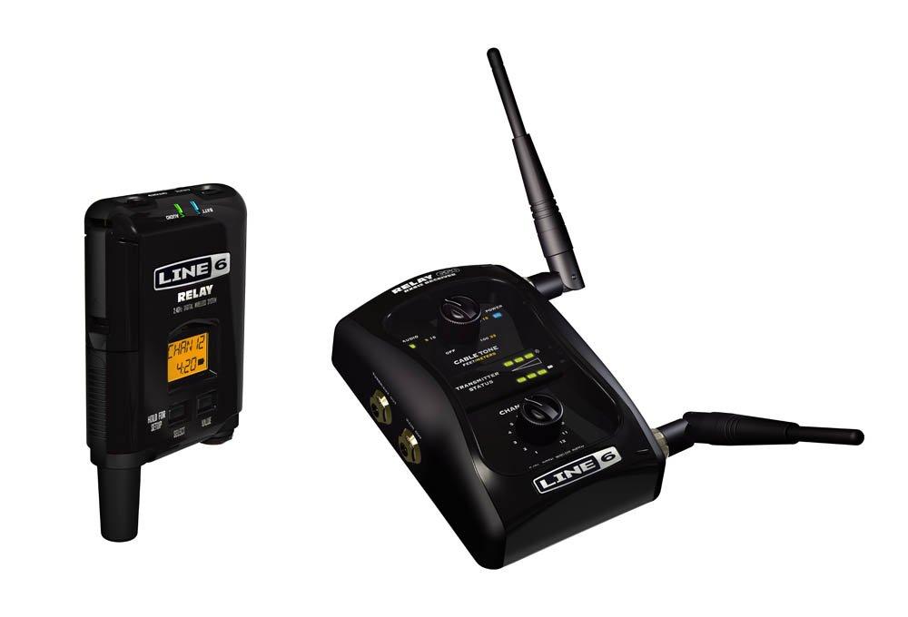 Line 6 Relay G50 Wireless Guitar System: Wired Tone, Wireless Freedom by Line 6