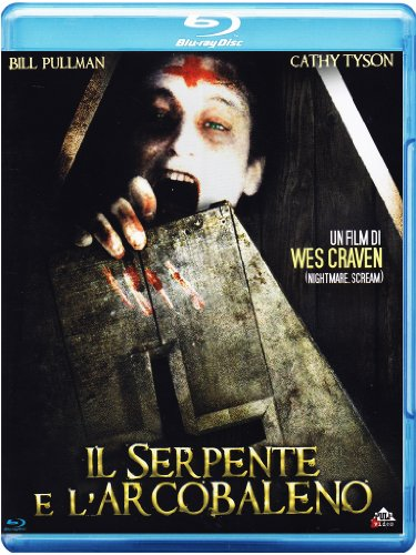 The Serpent and the Rainbow [ Blu-Ray, Reg.A/B/C Import - Italy ]