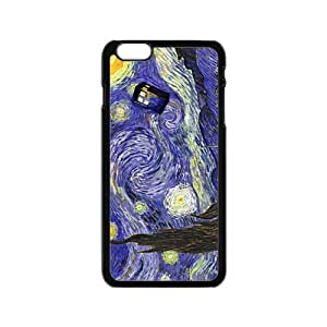 Artistic Fashion Unique Black iPhone 6 case