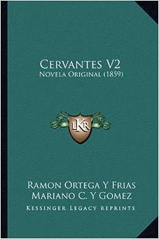 Cervantes V2: Novela Original Descargar ebook joomla gratis