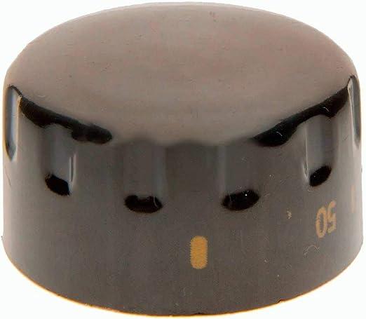 Recamania Mando termostato Horno Teka Negro diametro Eje 6 mm ...