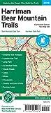 Harriman-Bear Mountain Trails Map: Bear Mountain State Park, Harriman State Park