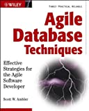Agile Database Techniques, Scott Ambler, 0471202835