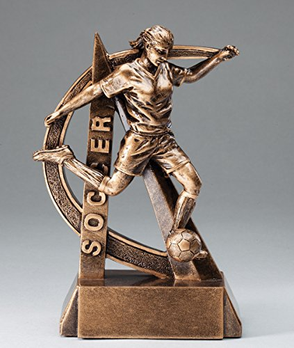 Soccer Column Trophys Trophies - 6