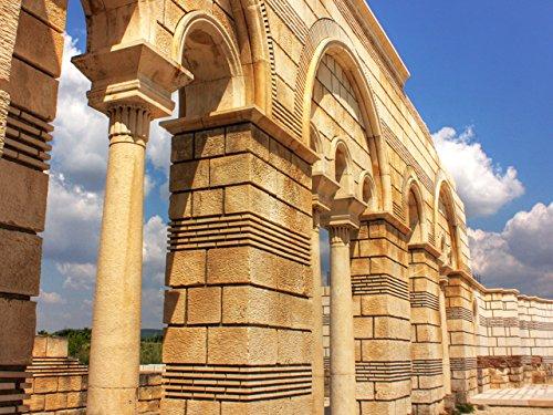 400 Gate - Barbarian Gate: Adrianople-378, Pliska-811