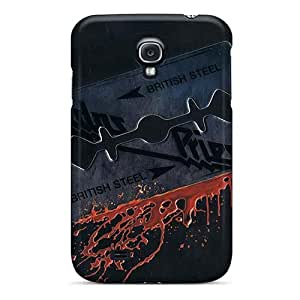 KevinCormack Samsung Galaxy S4 Scratch Protection Mobile Cases Provide Private Custom Beautiful Judas Priest Band Skin [EYd12991rFnU]