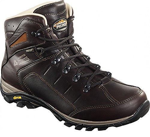 Meindl Zapatos Tesino Mujer Identity - marrón oscuro - Marrón - marrón oscuro, 37.5 Marrón - marrón oscuro