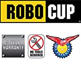ROBOCUP, Black&Gray, Updated Version, Best Cup
