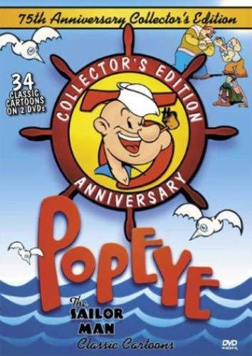 Popeye: The Sailor Man (75th Anniversary Collectors Edition) restored.