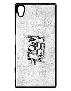 Sony Xperia Z5 Funda Cases Cell Phone Funda Case Cover Teen Wolf Stiles Stilinski Antiskid