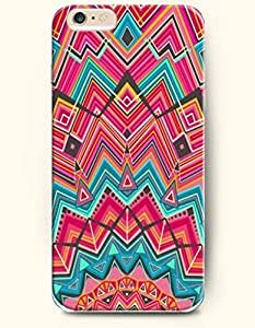 SevenArc Aztec Indian Chevron Zigzag Pattern Hard Case For Iphone 6 4.7Inch Cover