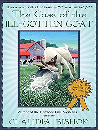 book cover of The Case of the Ill-Gotten Goat