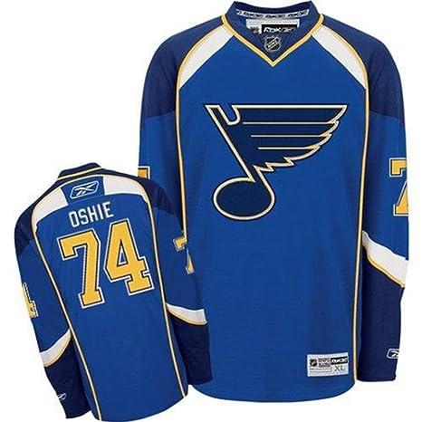 size 40 1dfce 8113f Amazon.com : Reebok St. Louis Blues T.J. Oshie Premier Third ...
