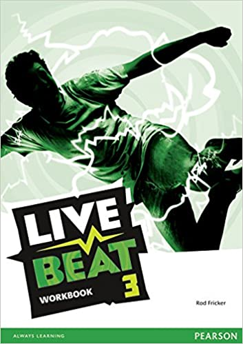 Live Beat 3 Workbook with Audio CD