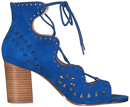 West Nine GWENIAH Blue Sandals Women's Fashion FBFOwqTC