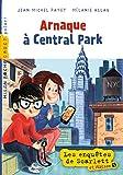 """Afficher """"Les enquêtes de Scarlett et Watson Arnaque à Central Park"""""""