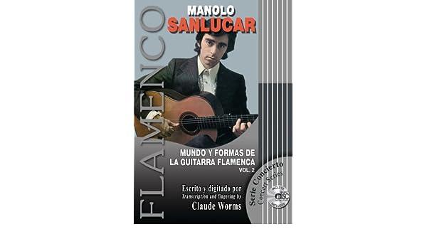 MUNDO Y FORMAS DE LA GUITARRA FLAMENCA 2 Libro de Partituras + CD ...