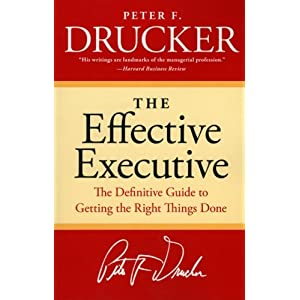 Ratings and reviews for The Effective Executive: The Definitive Guide to Getting the Right Things Done (Harperbusiness Essentials)