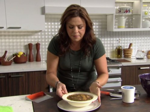 Roll It on Over (Rachael Ray Week In A Day Show Recipes)