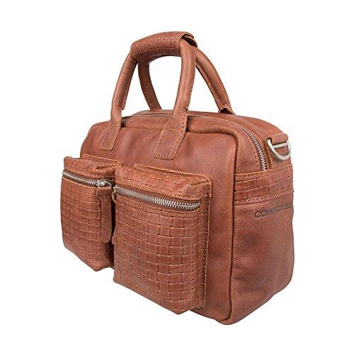 COWBOYSBAG Tasche Handtasche Schultertasche BAG DARFIELD Cognac 1946